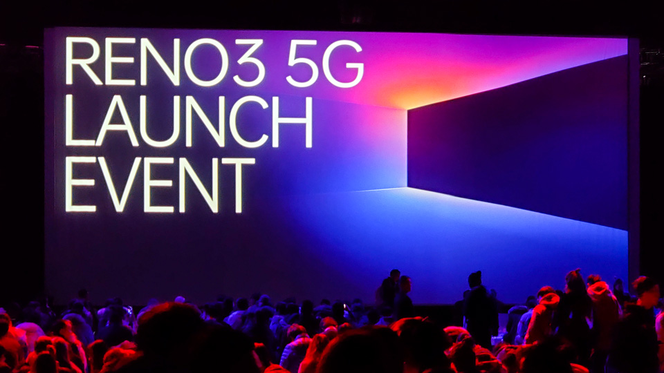 OPPO Reno3系列新品发布 当前你能买到最轻薄的5G手机